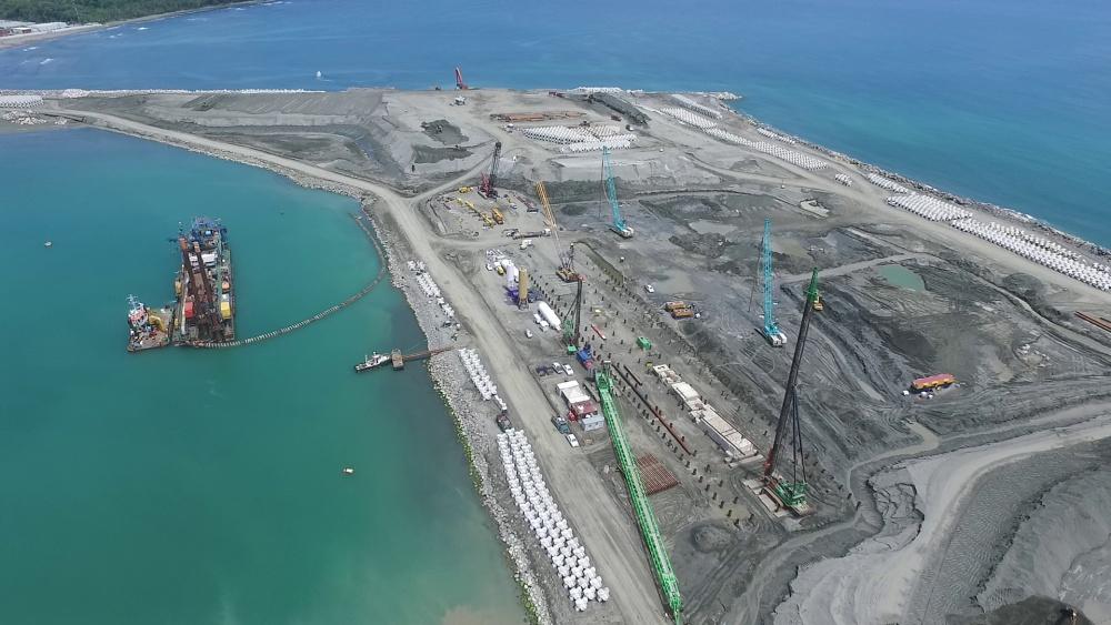 Resultado de imagen para Moín Container Terminal